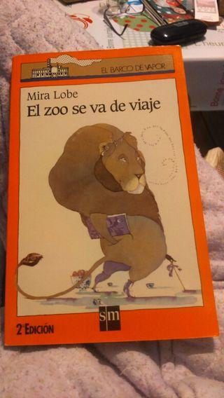 Libro El Zoo se va de Viaje