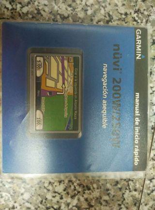 GPS Garmin nüvi 200W/250W