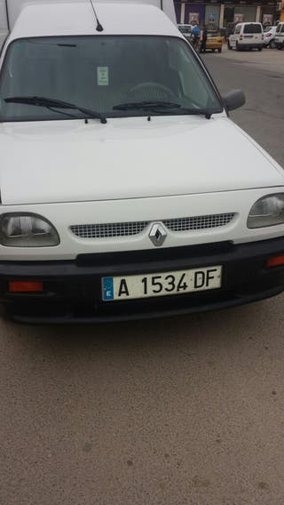Vendo Renault express diésel ano 1998