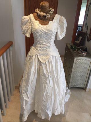 vestido de novia de segunda mano en alicante en wallapop