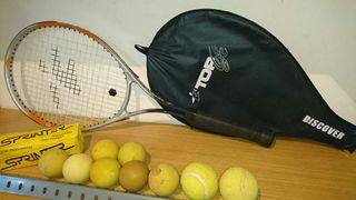 Raqueta de frontón, frontenis o tenis