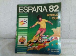 Álbum España 82