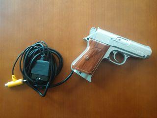 Pistola Scorpion PlayStation PS1 / PS2