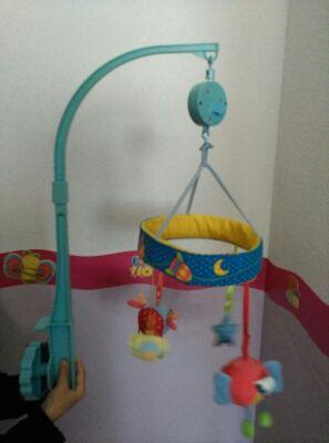 Carrusel de bebe