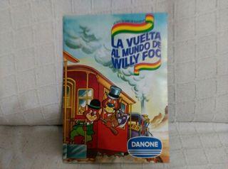 Álbum La vuelta al mundo de Willy Fog