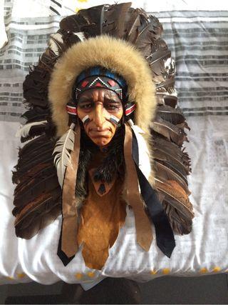 Cabeza de indio