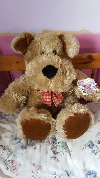 BNWT LARGE CUDDLY DOG TEDDY