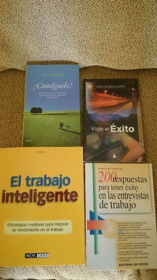 Libros automotivación laboral