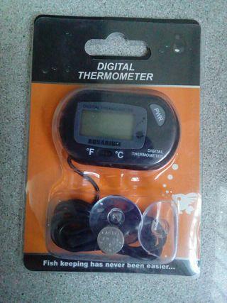 termometro y higrometros