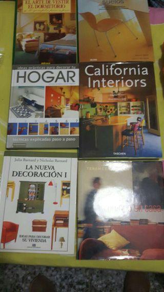 Libros de hogar
