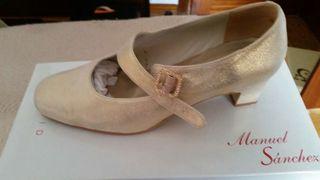Zapato de boda a medida
