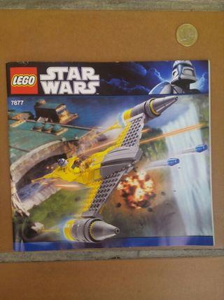 Catalogo Lego 7877 Naboo