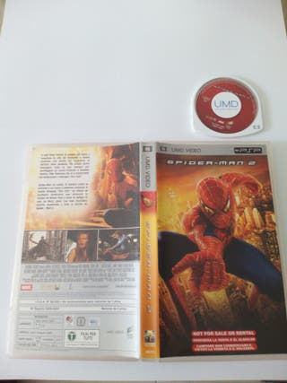 PSP - Película Spiderman 2