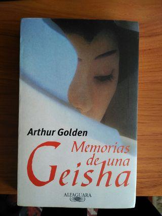 Libro de Memorias de una Geisha