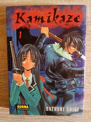 Còmic kamikaze 1