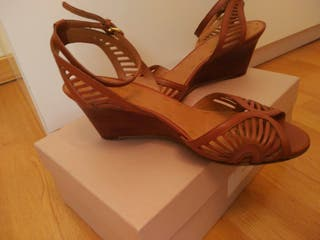Sandalias cuña NINE WEST
