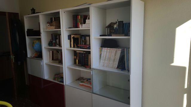 Mueble aparador comedor ikea besta de segunda mano por 260 € en ...