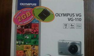 Camara Olympus vg 110