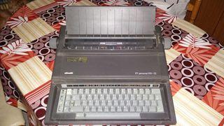 Maquina de escribir electrica
