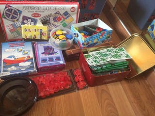 Set de juegos reunidos