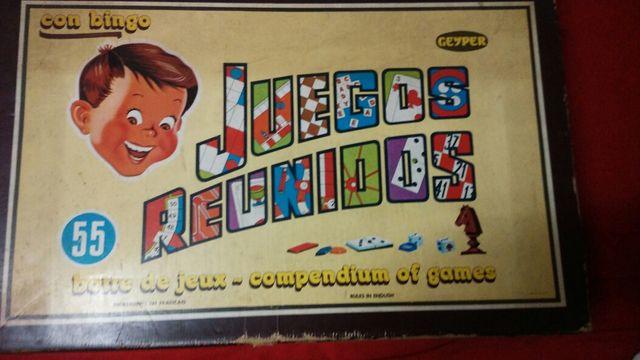 Juegos Reunidos Geyper 55 Completo Y Original De Segunda Mano Por