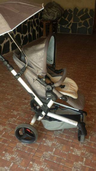 carro de bebe Jane rider