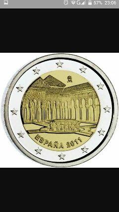 2 € conmemorativas 2011