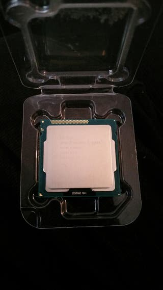 Procesador Intel celeron nuevo