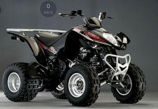 Quad kinco maxxer 300 cc.