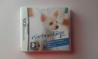 Juego NintenDogs para Nintendo DS.