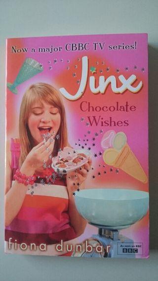 Jinx. Chocolate Wishes.