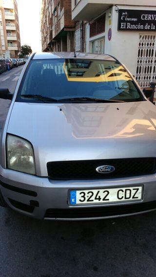 coche Ford fusión