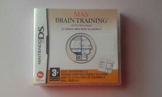 Juego Más Brain Training.