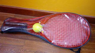 Juego de raquetas de Tarta de Fresa