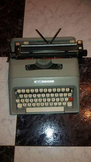 Máquina de mecanografía