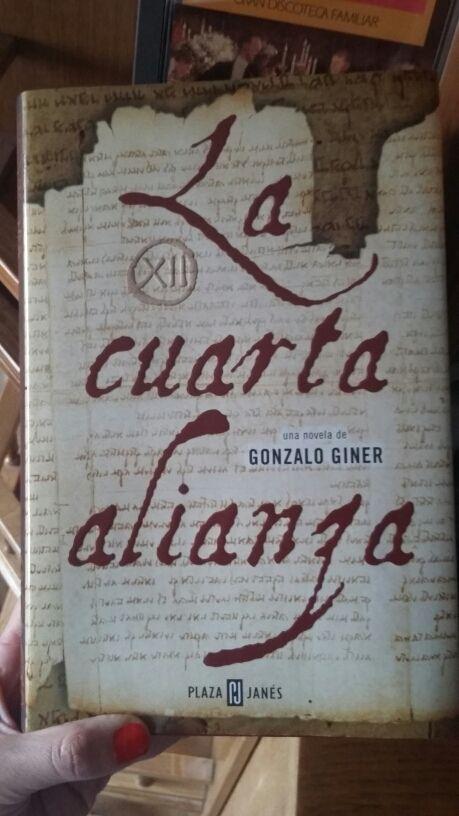 Libro La Cuarta Alianza de González Giner de segunda mano por 19 ...