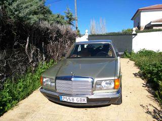Mercedes 380 SE