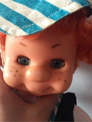 Muñeco pitirolo año 70