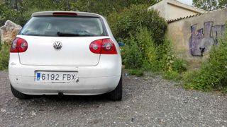 Volkswagen golf V, 105cv 1.9TDI.