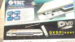 DVD Player Orbit - Samsung