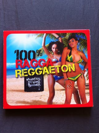 Double CD 100% Ragga-Reggaeton
