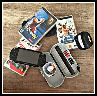 Sony PSP primera versión