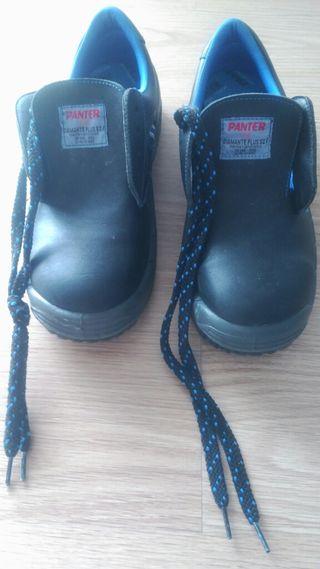 Zapatos Seguridad PANTER DIAMANTE PLUS S2