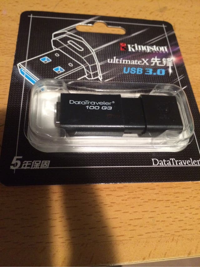 Pendrive Kingston ultimate X USB 3.0 16GB
