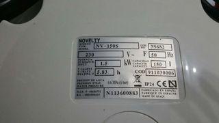 Termo eléctrico de 150 litros marca novelti