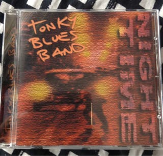 Cd Tonky Blues Band - Night Time