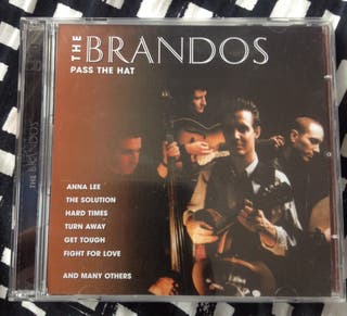 2 Cds The Brandos - Pass The Hat