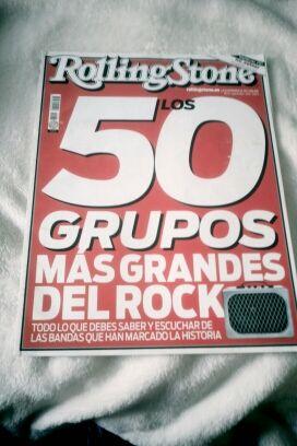 Revista Rolling Stone. Numero 131.
