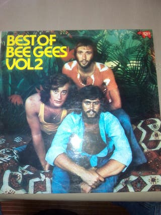 Lp best of Bee Gees