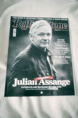Revista Rolling Stone. Numero 148. Febrero 2012